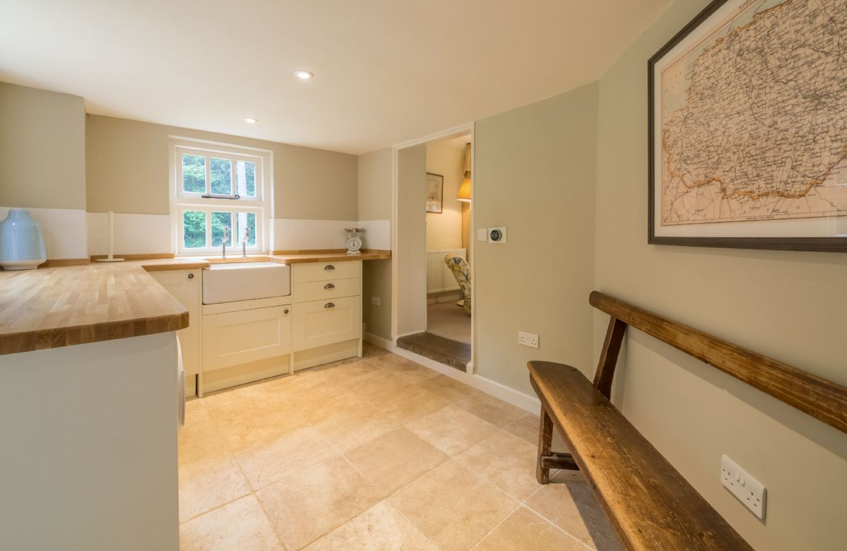 Ground floor: Utility room