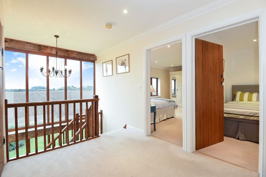 Beech House 2 bedrooms | Landing