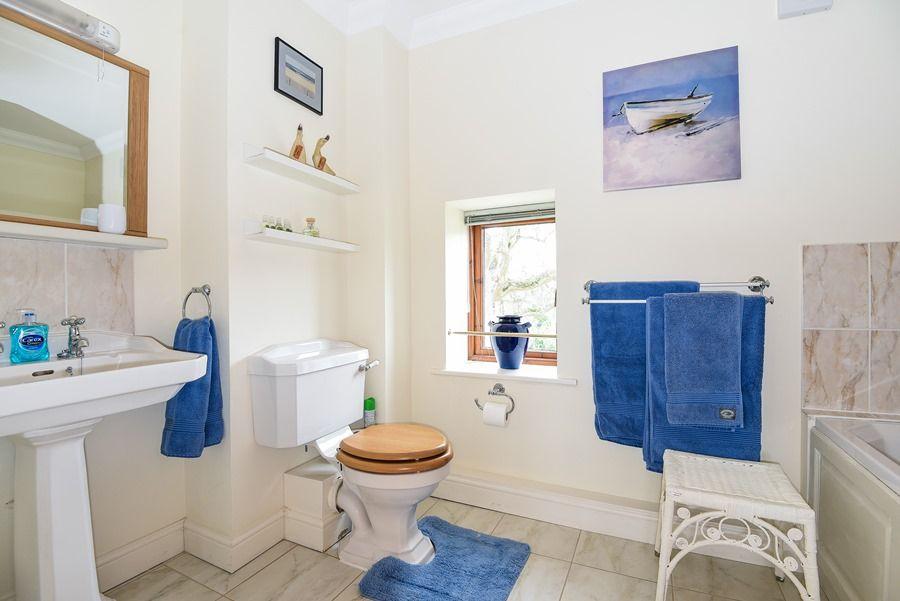 Beech House | Family bathroom