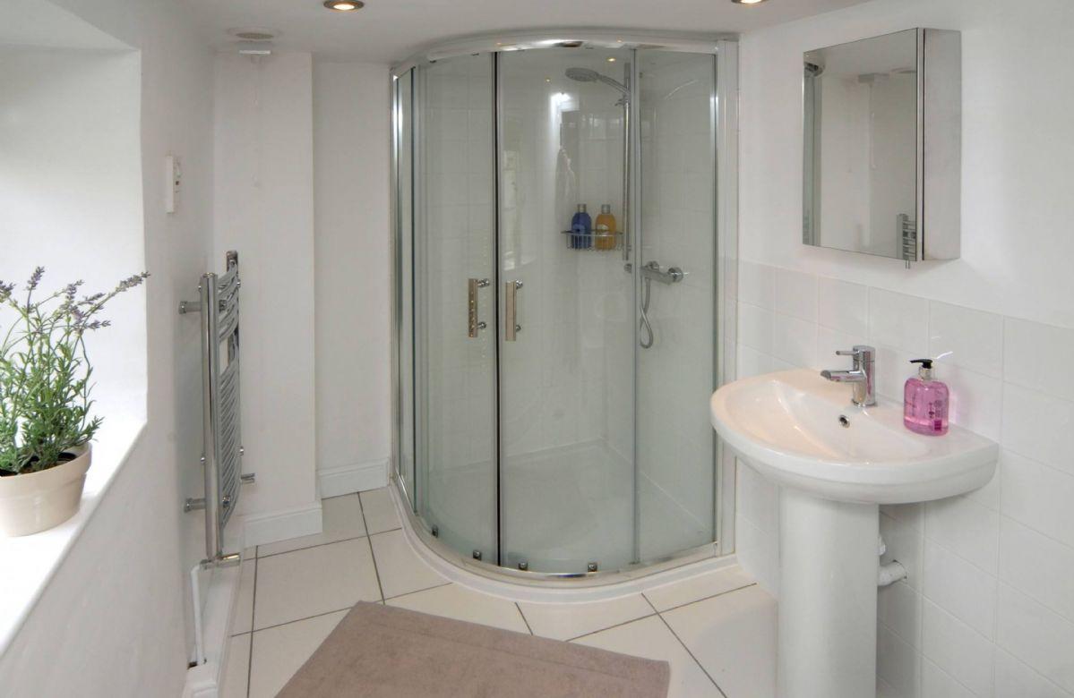 First Floor: the en-suite Shower Room