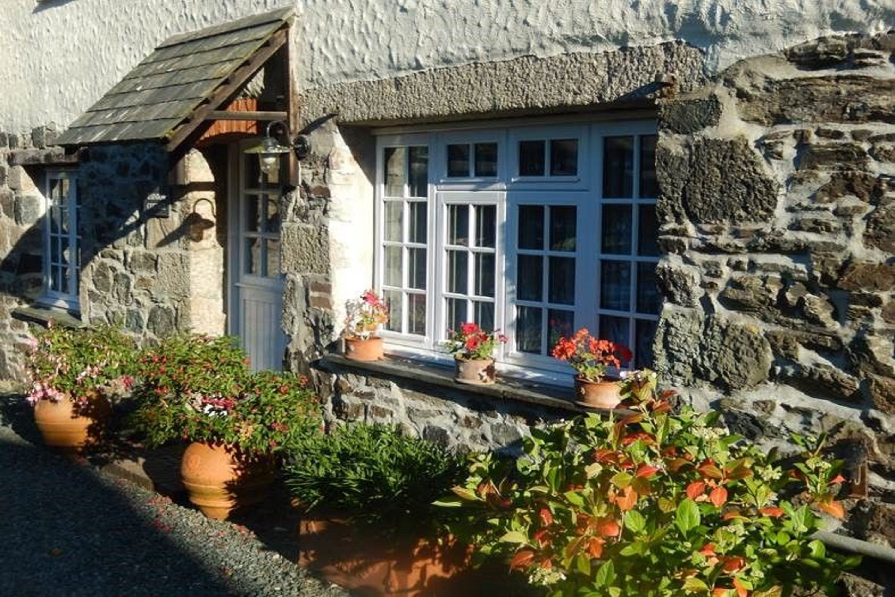 cottages rose sc photo cornwall catering goonown st cottage self agnes