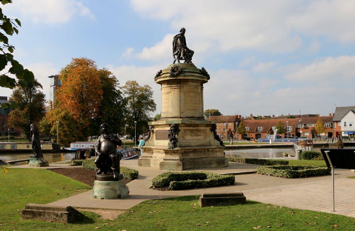 Bancroft Gardens, Stratford-upon-Avon