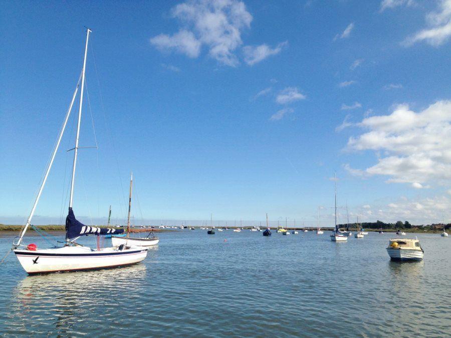 Sail Away | Brancaster Staithe harbour