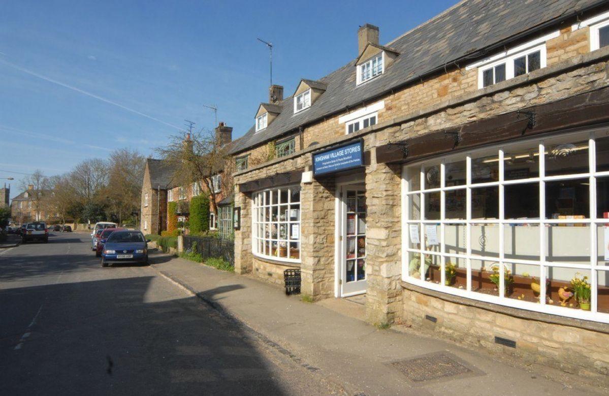Kingham village shop