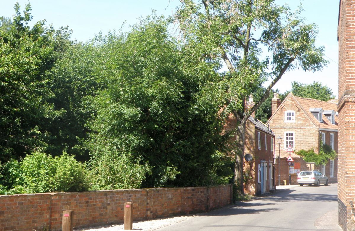 Bridge Cottage is situated in one of the oldest parts of the market town of Aylsham