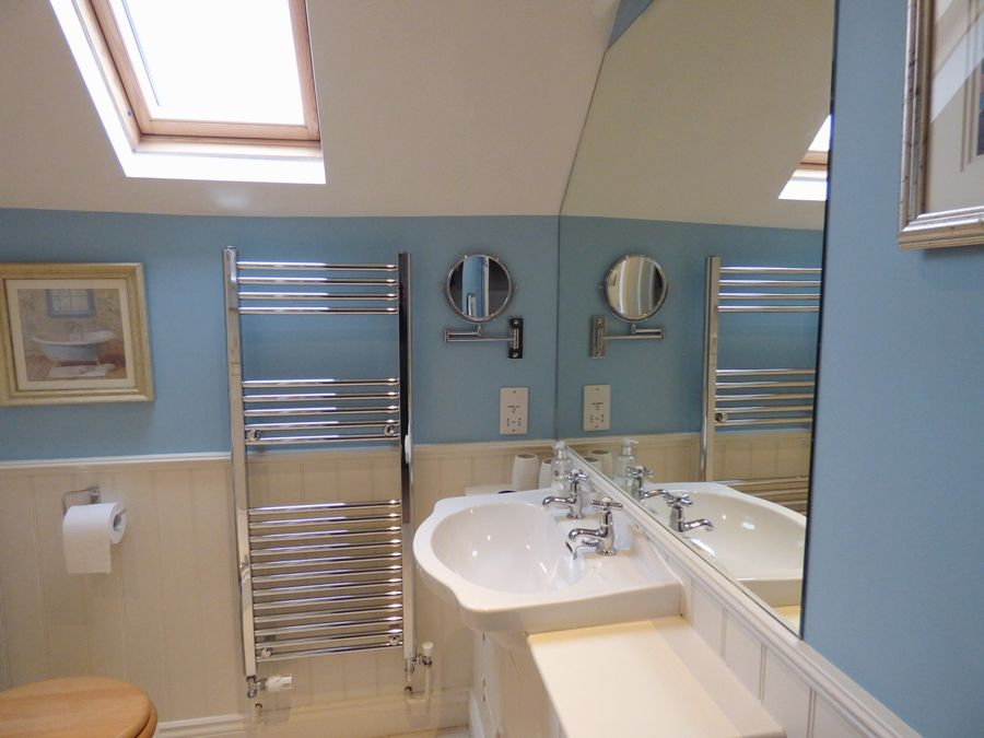 Greystones | Top floor shower room