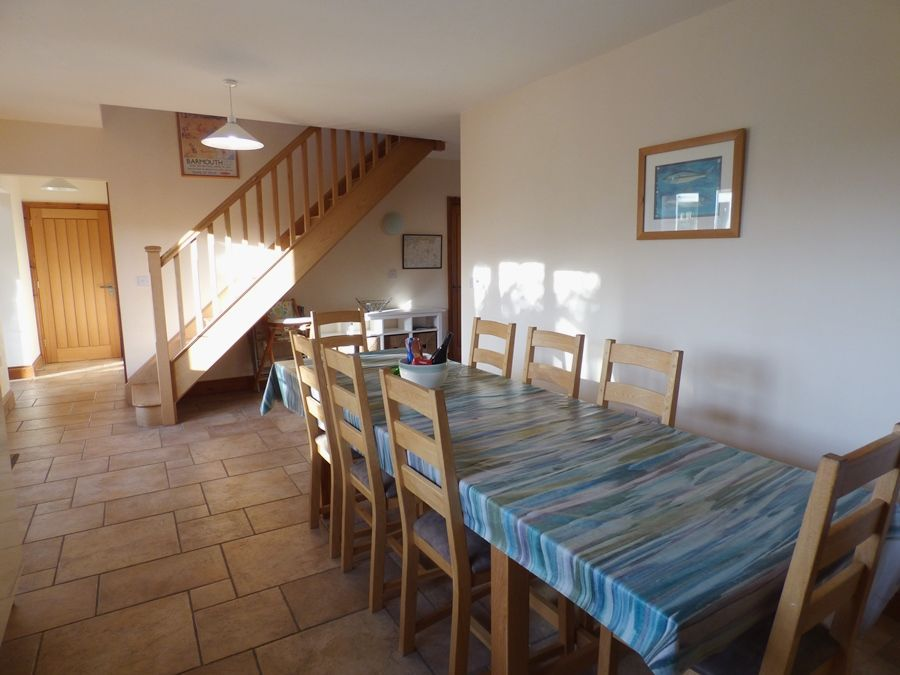 The Sidings   Buffers End   Kitchen table