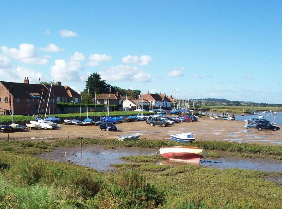 The Sidings   Buffers End | Burnham Overy Staithe