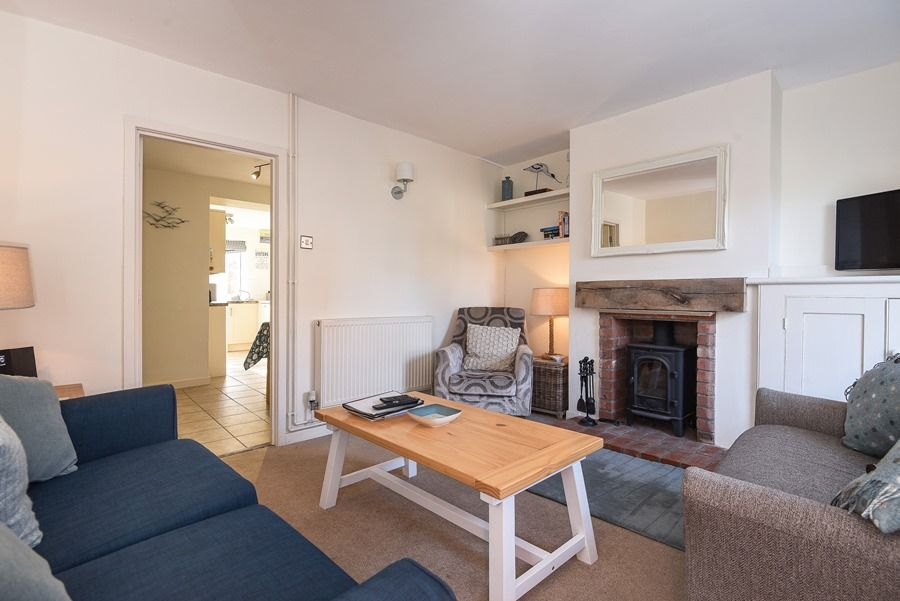 Avocet Cottage | Sitting room