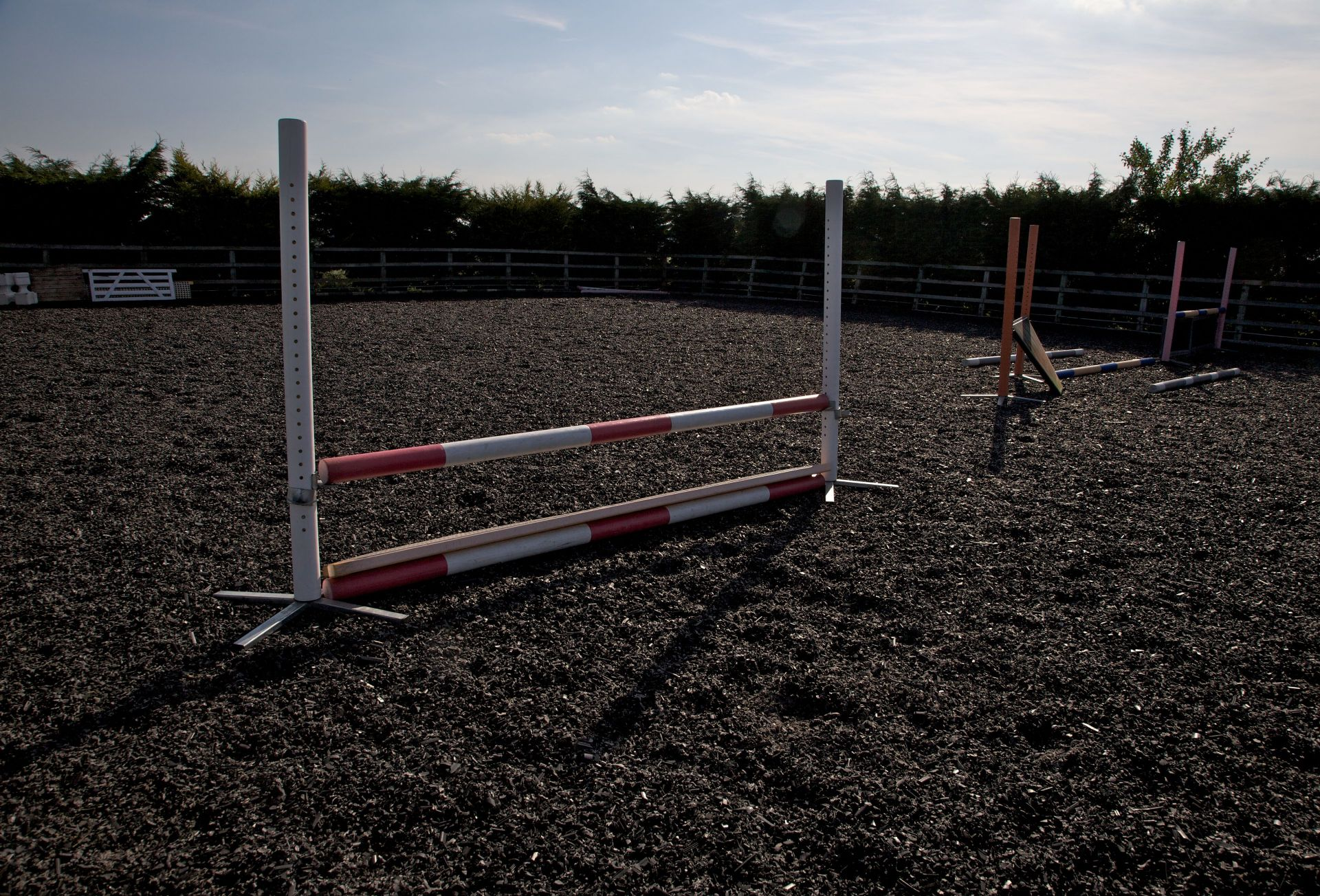Stabling available upon request (charges may apply)