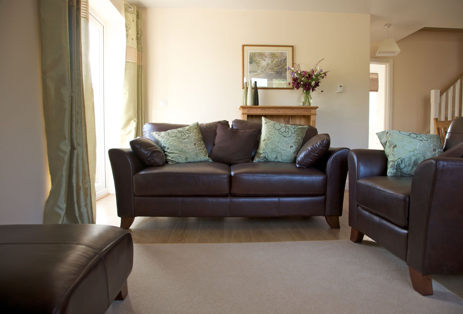 Ground floor:  Sitting area