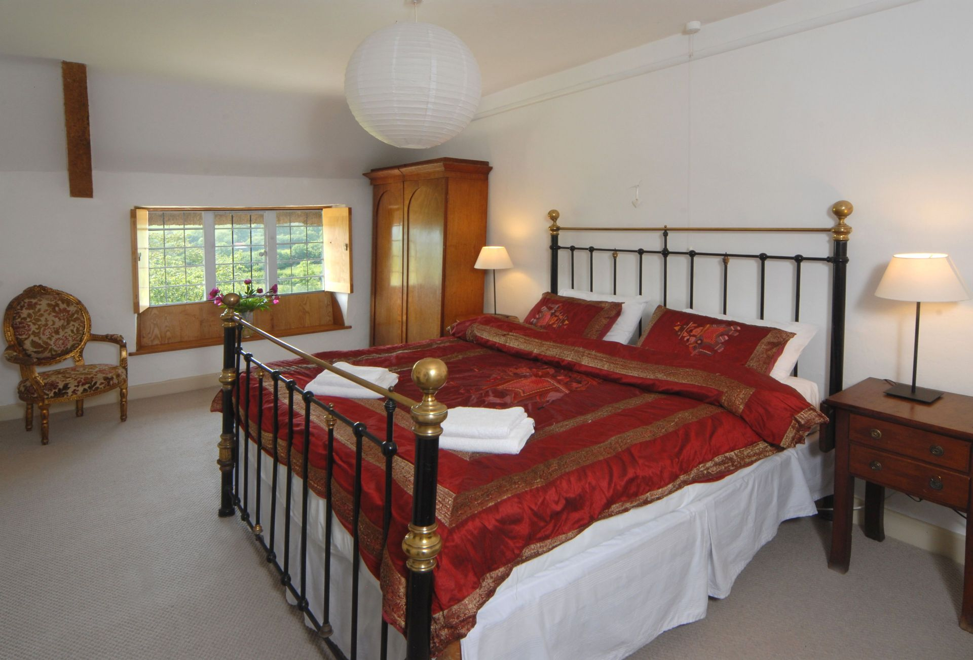 A view of the Master Bedroom