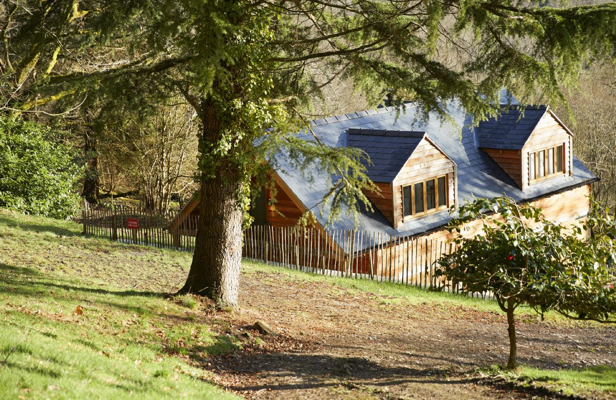 Slowpool and Littlepool are set within six acres of woodland