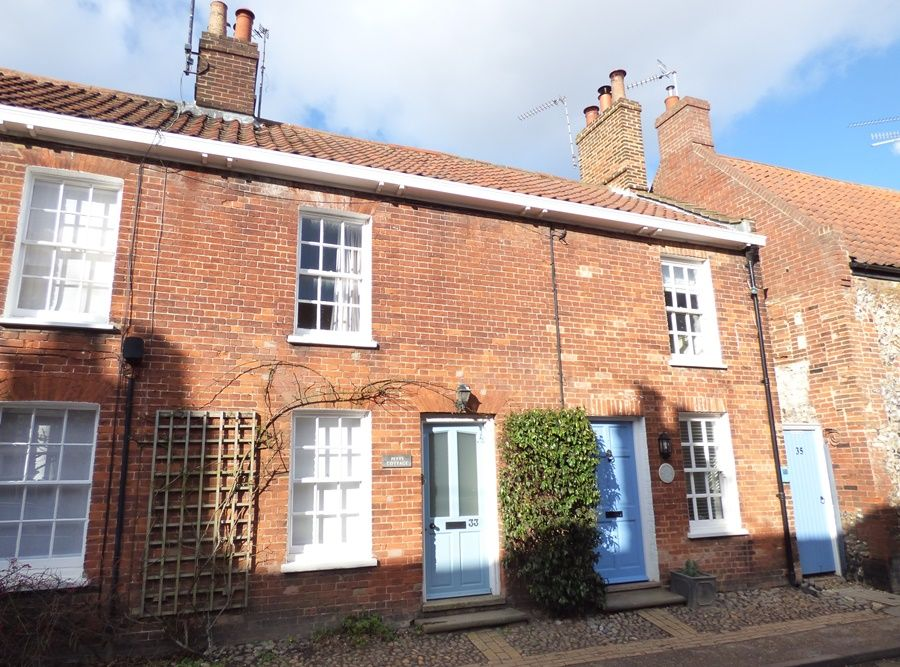 Fortune Cottage   Front
