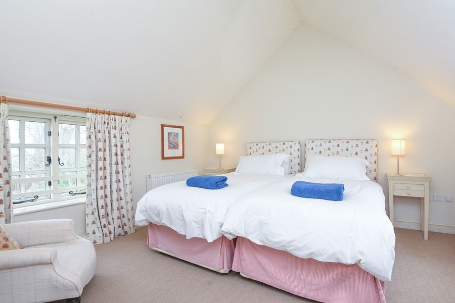 Coastguard's Cottage | Bedroom 2