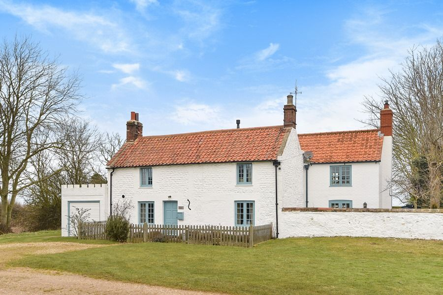 Coastguard's Cottage | Front