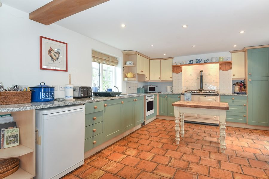 Coastguard's Cottage | Kitchen