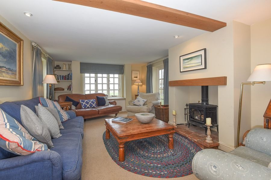Coastguard's Cottage | Sitting room 1
