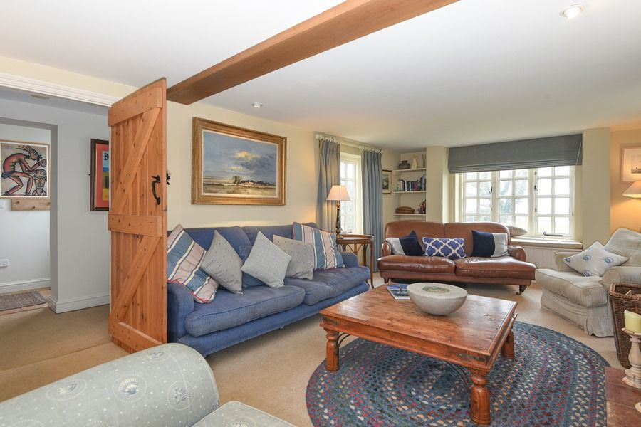 Coastguard's Cottage 3 bedrooms | Sitting room 1