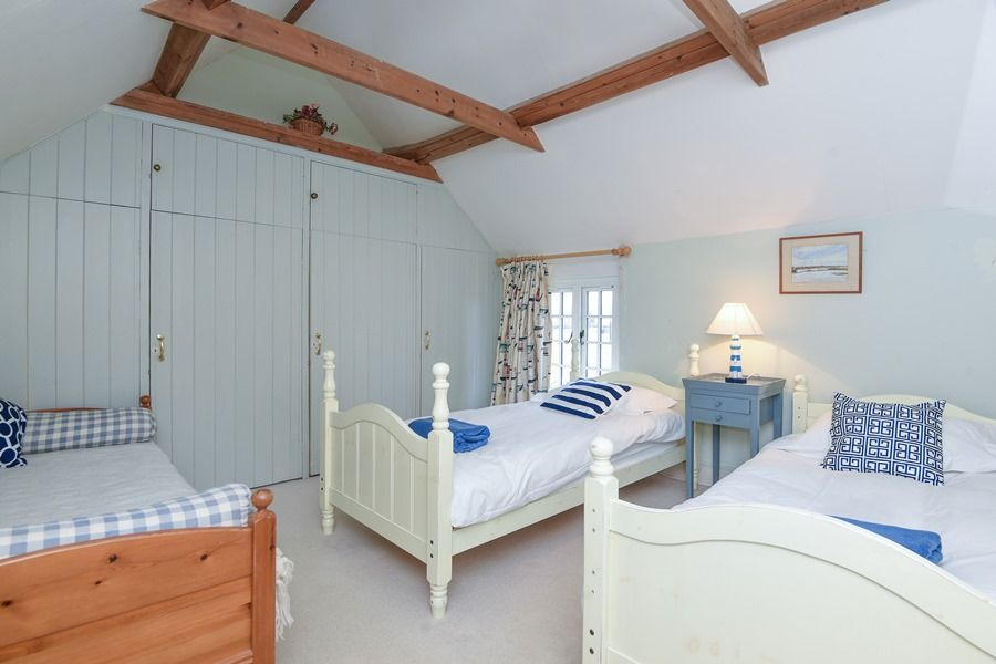 Coastguard's Cottage 3 bedrooms | Triple room