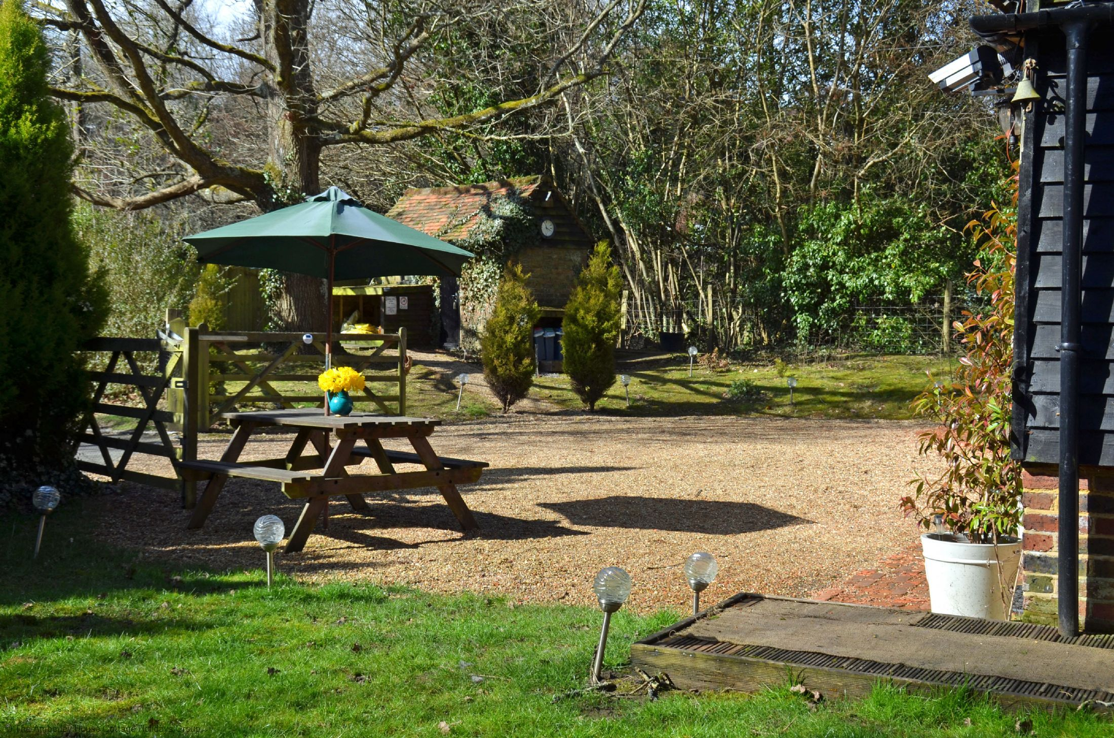 Holiday Cottage Sussex Sleeps 2 Priors Barn