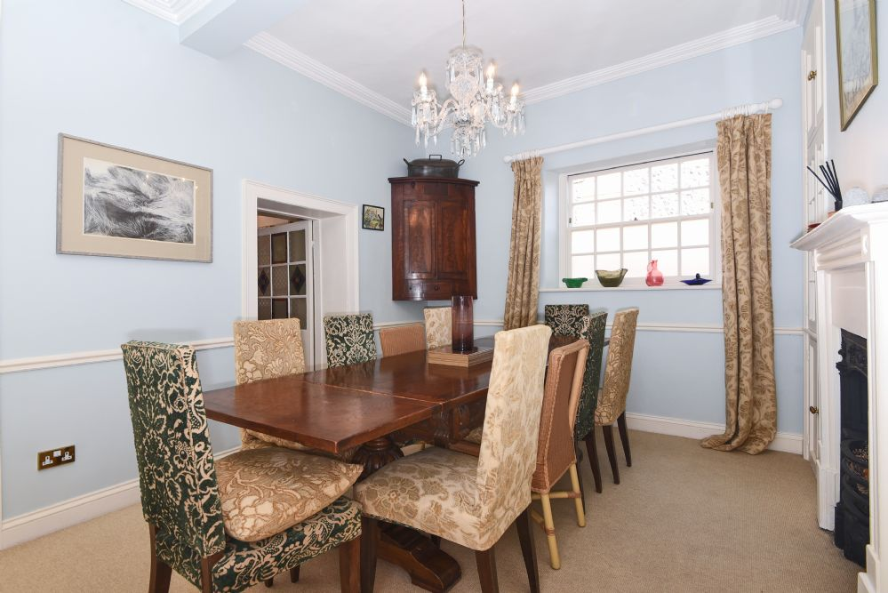 Estcourt House 5 bedrooms | Dining room