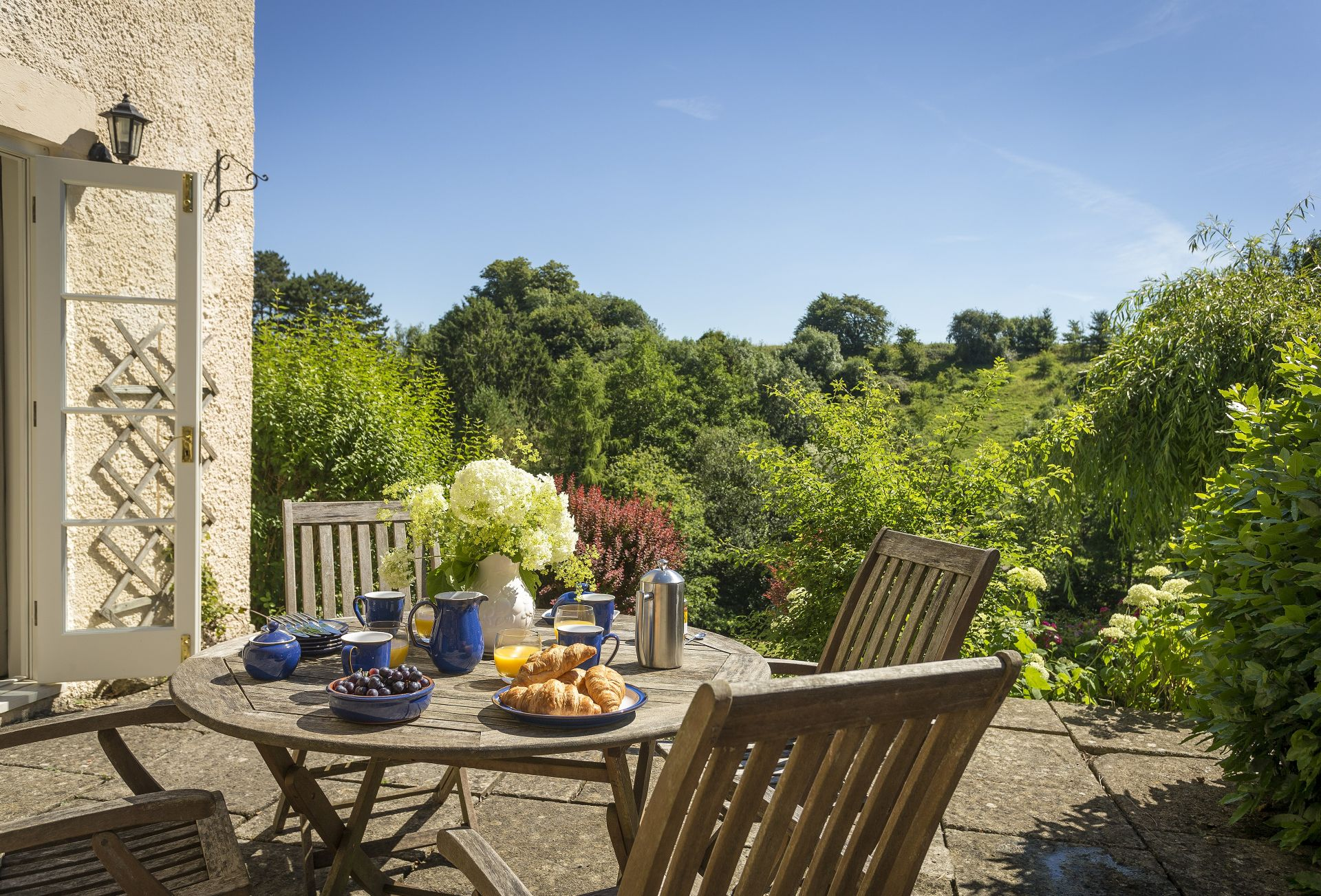 Perfect place for alfresco entertaining