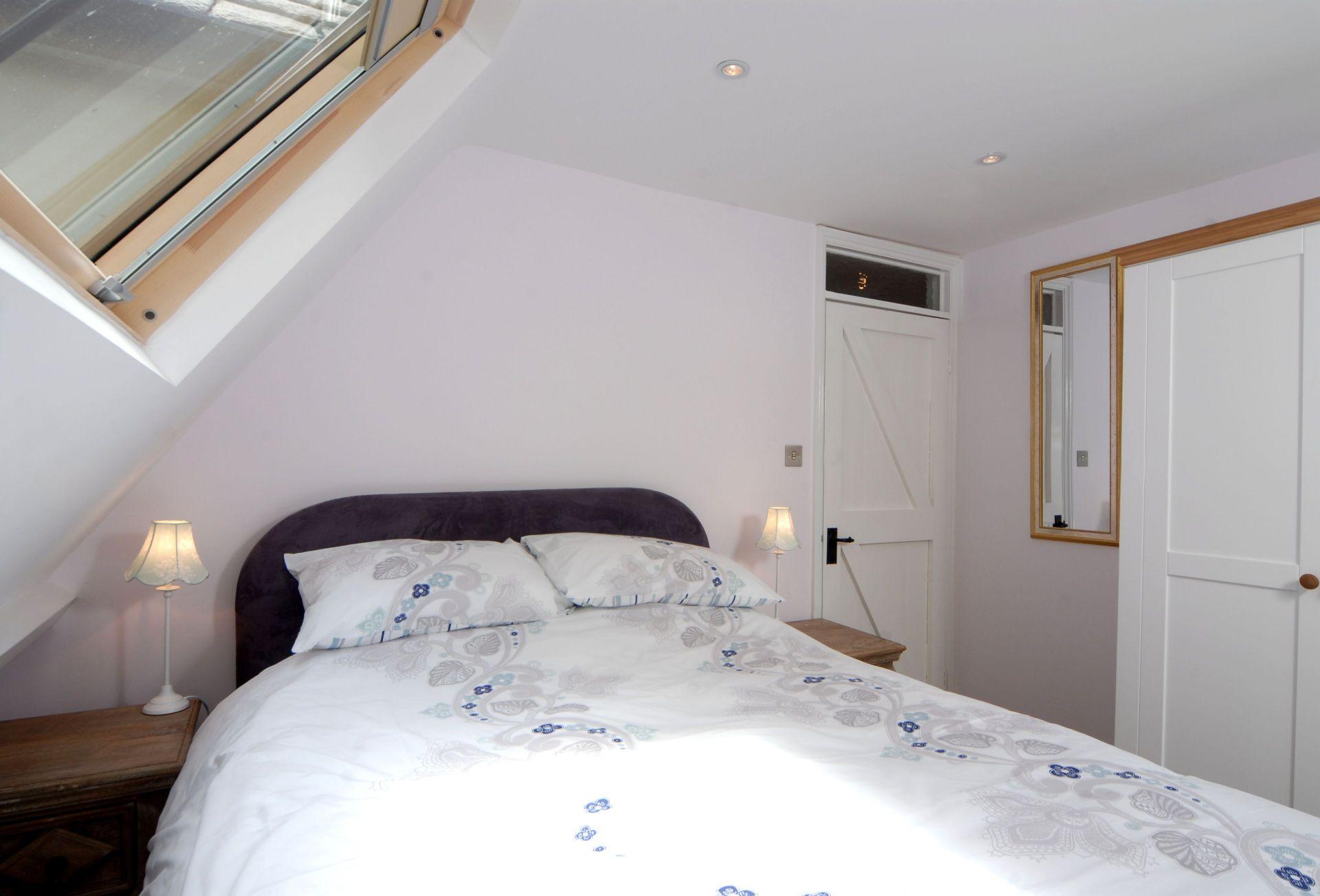 First floor:  Bedroom three