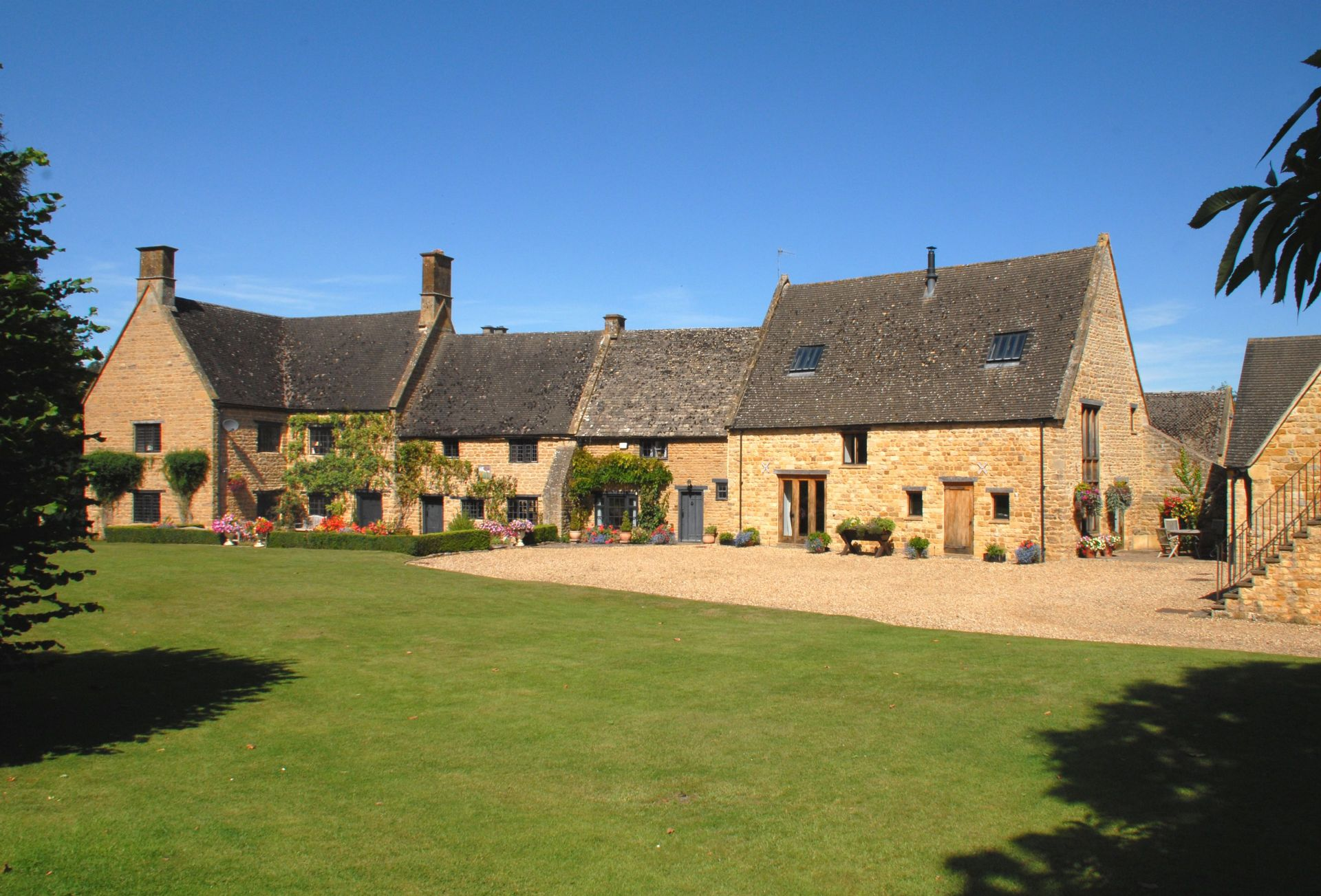 Stourton Manor, a much loved home and piece of living history, dating from the 1600's