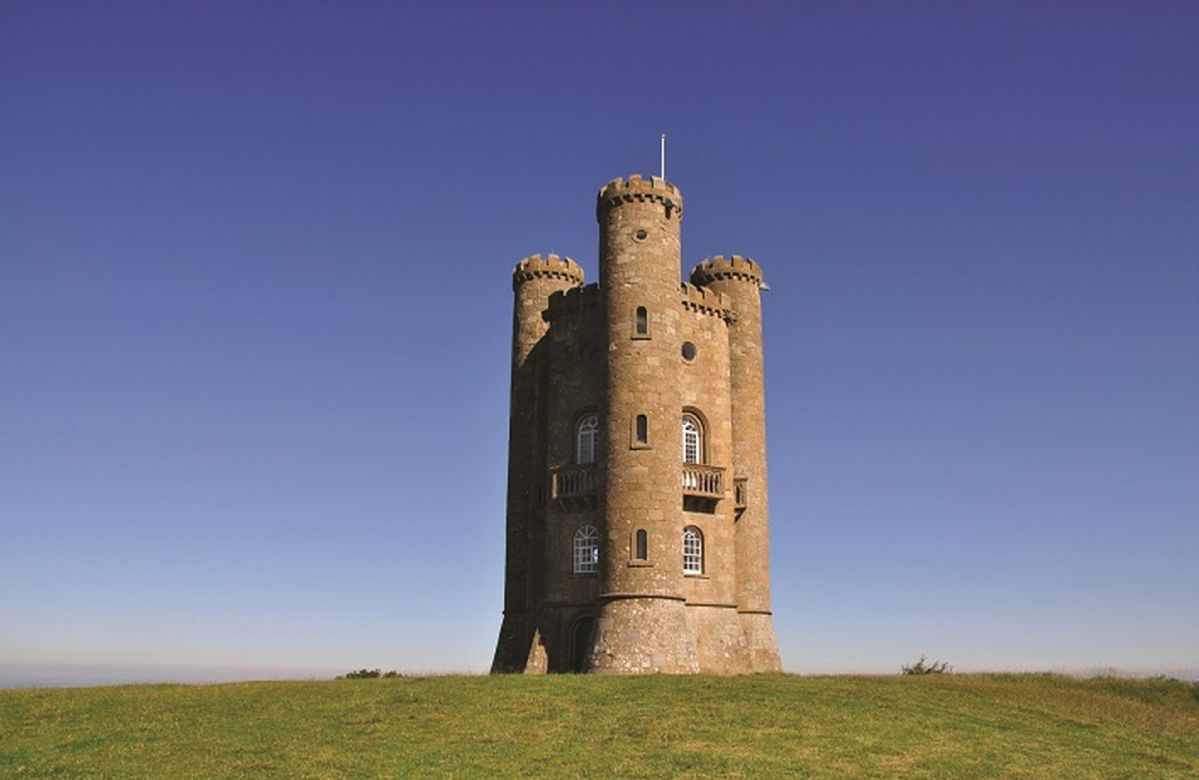 Broadway Tower is within a 25-minute drive from the property offering stunning views over the three counties