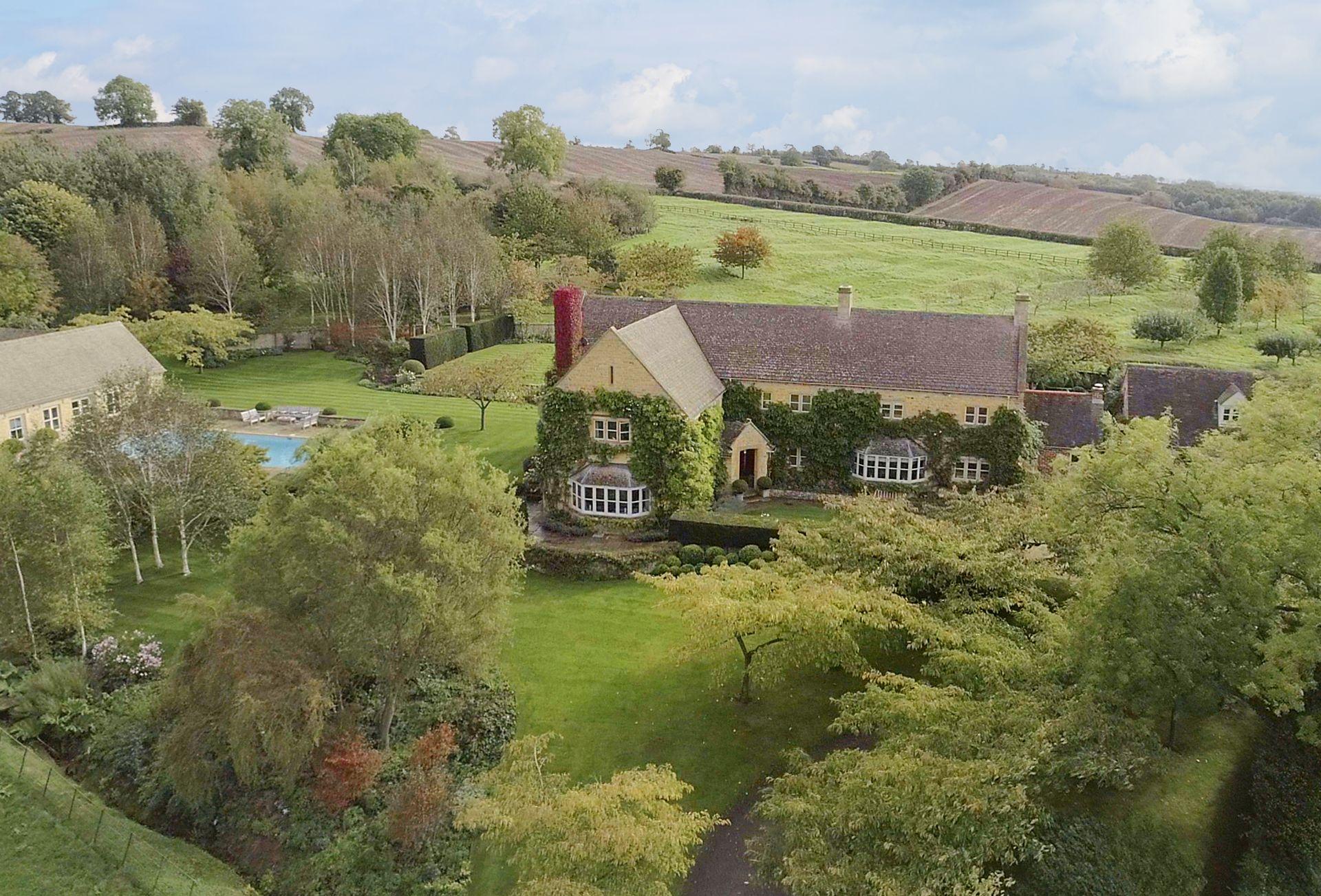 Aston Hill House