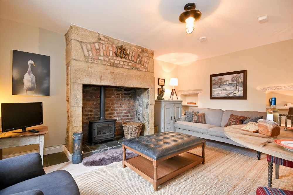 """Sandpiper was a really lovely cottage; very stylish with lots of quirky touches. It was extremely comfortable and cosy."""