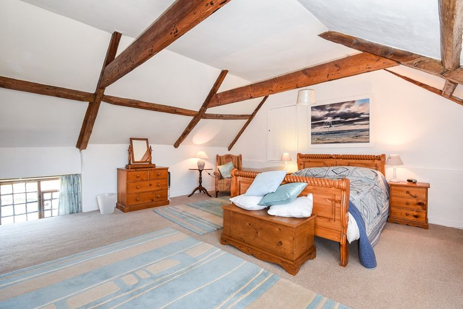 Holland House with Barn | Bedroom 4