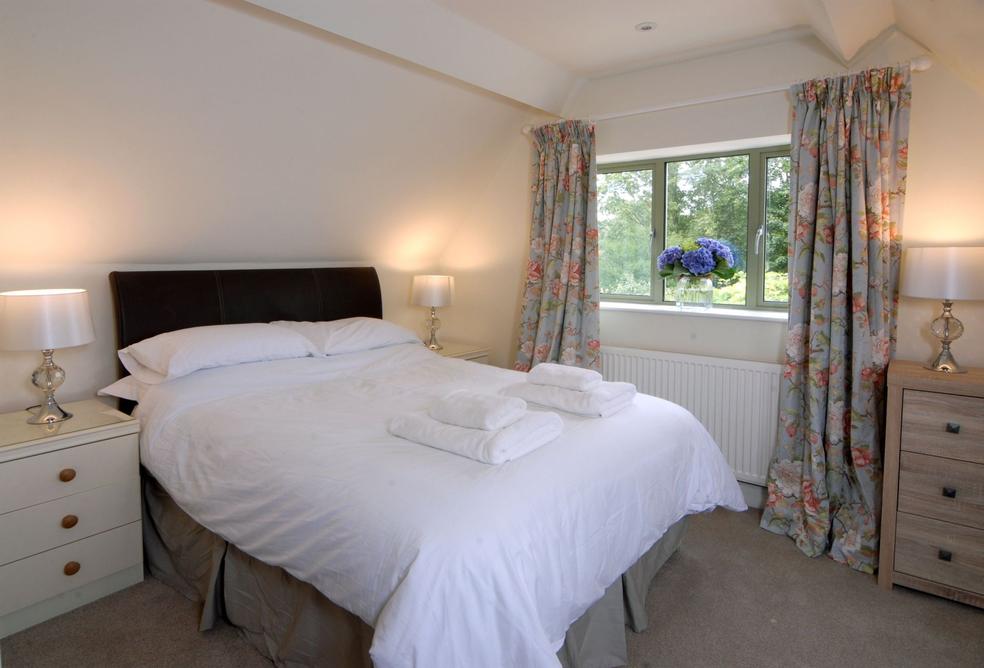Hiron's Piece: A view of one of the Bedrooms