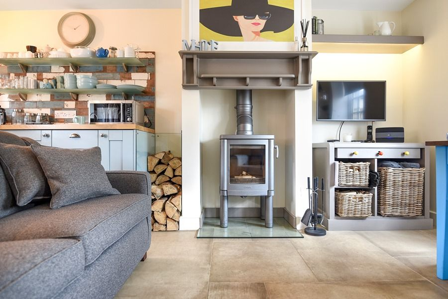 Beech Cottage | Woodburner