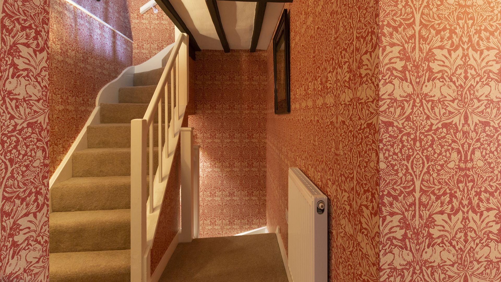 Hallway, 14 Vineyard Street, Bolthole Retreats