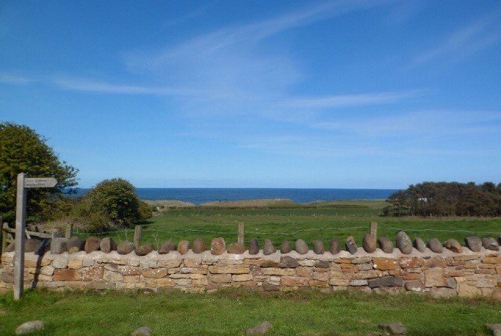A warm, well equipped cottage in a quiet location close to the beach. Excellent for a walking holiday.
