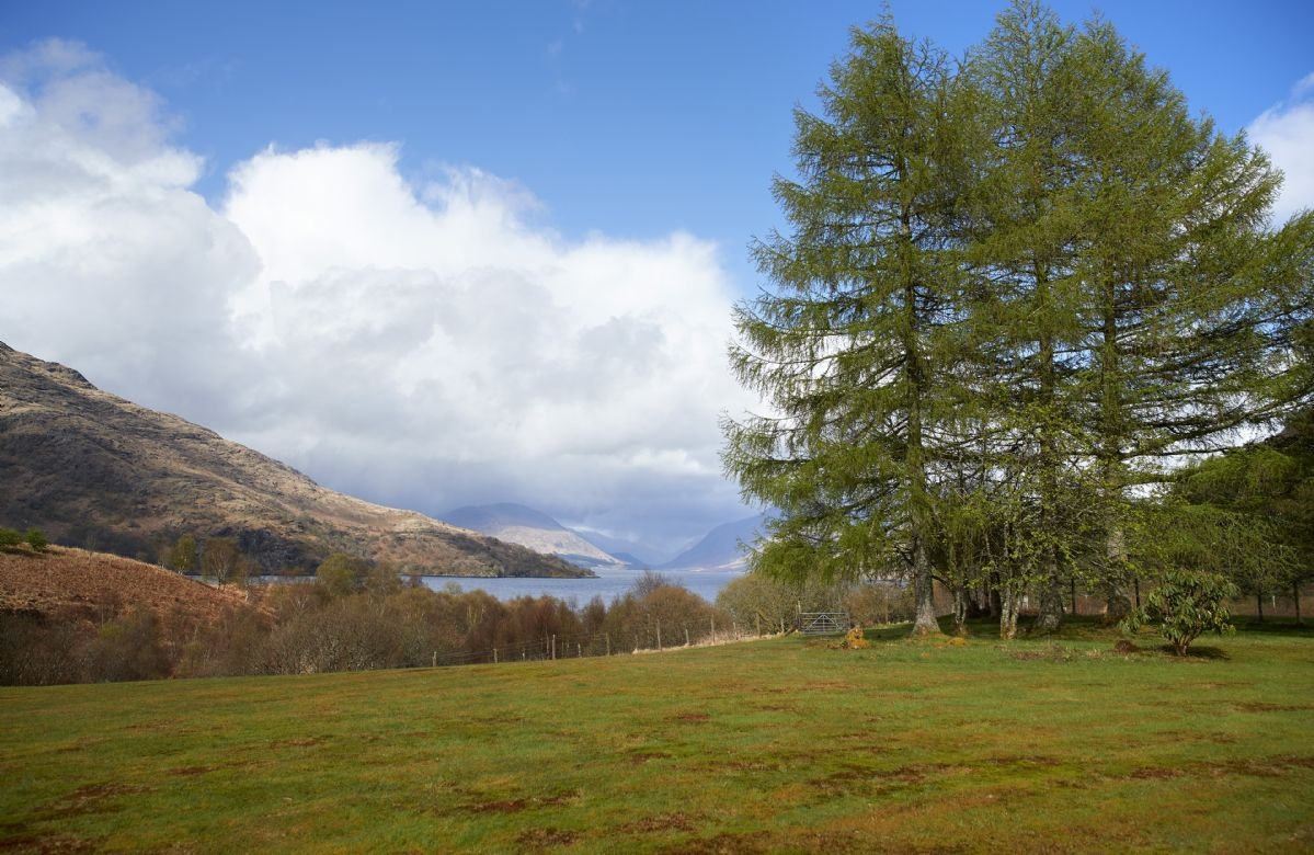 Views of Loch Etive