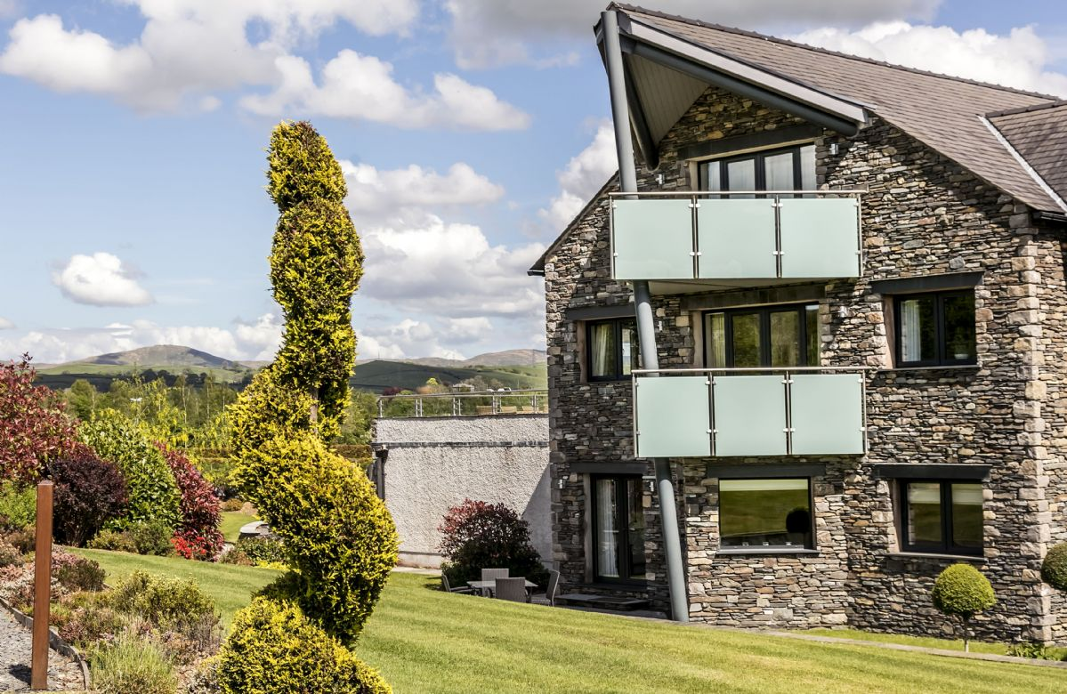 The Golf Apartment, Cumbria, England