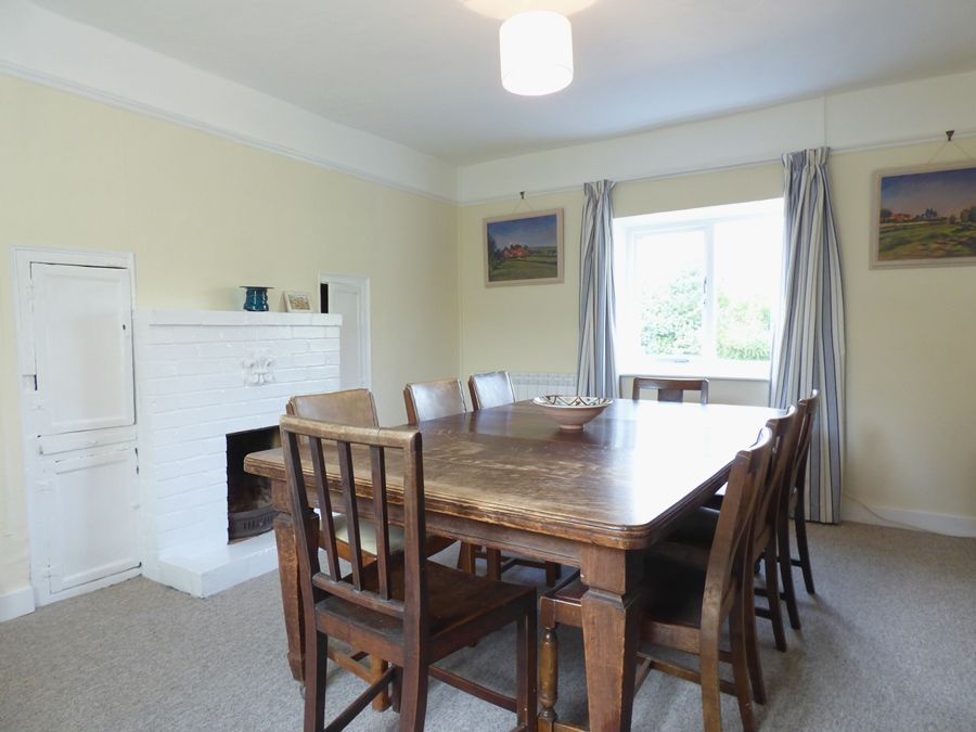 Marshgate | Dining room