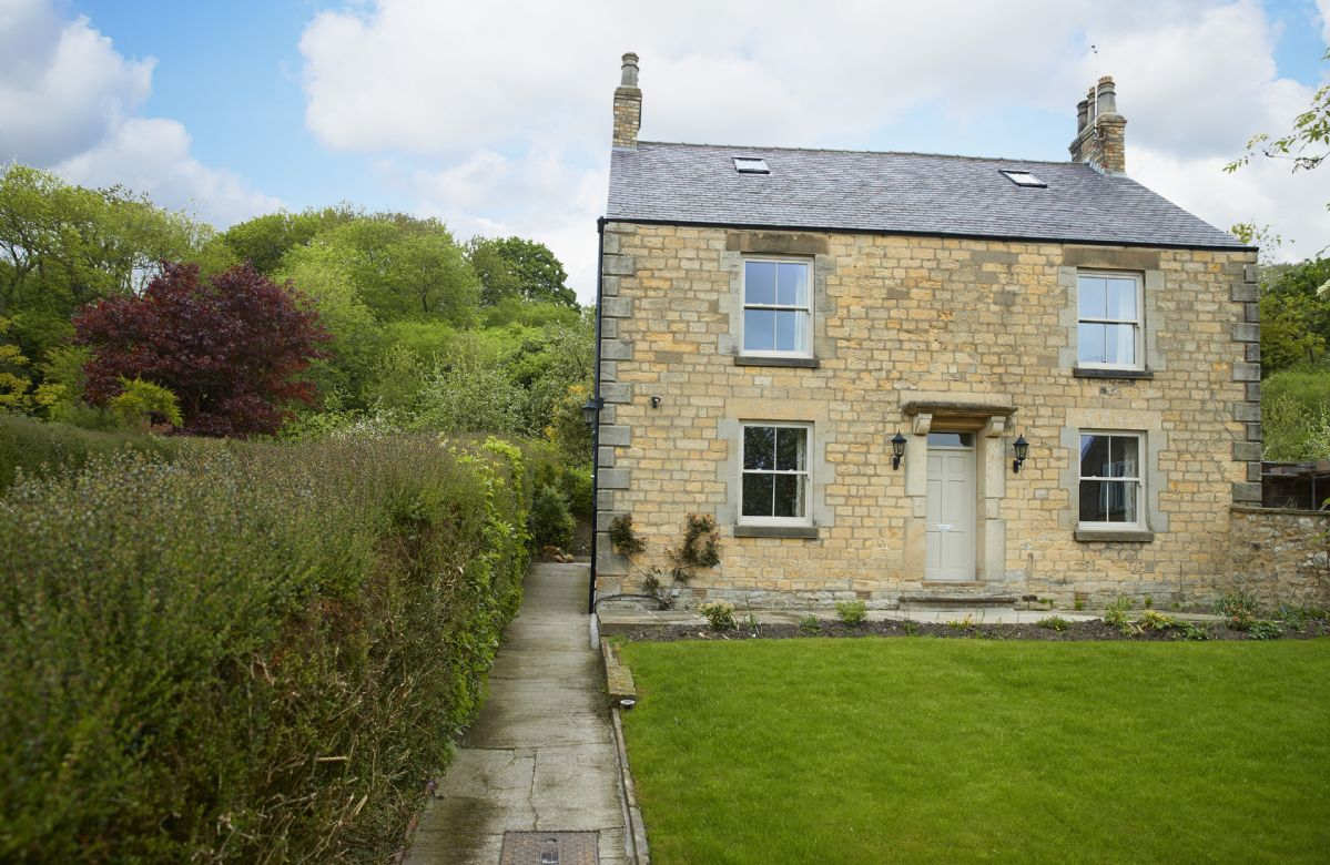 Prospect House is situated in Ampleforth, on the edge of the North York Moors
