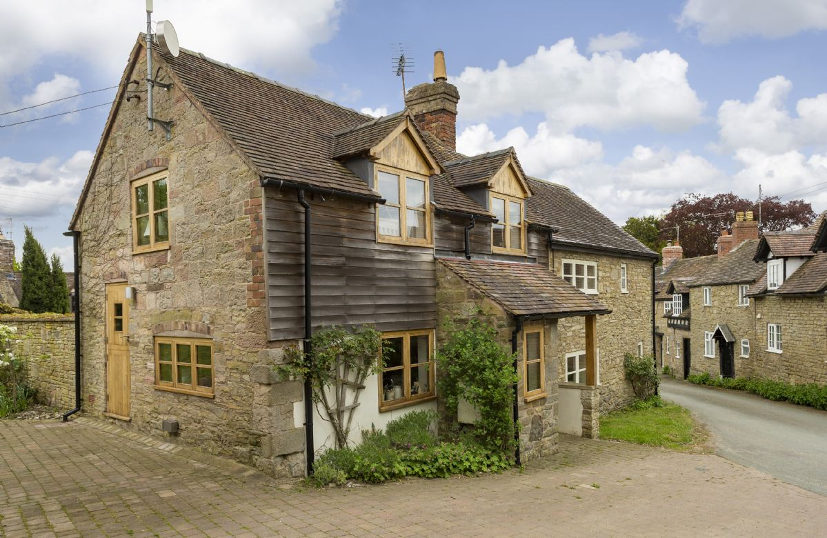 New Inn Cottage, Shropshire, England