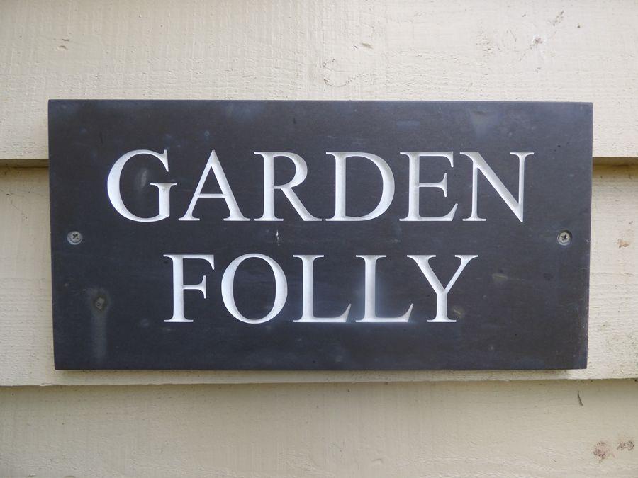 Garden Folly |