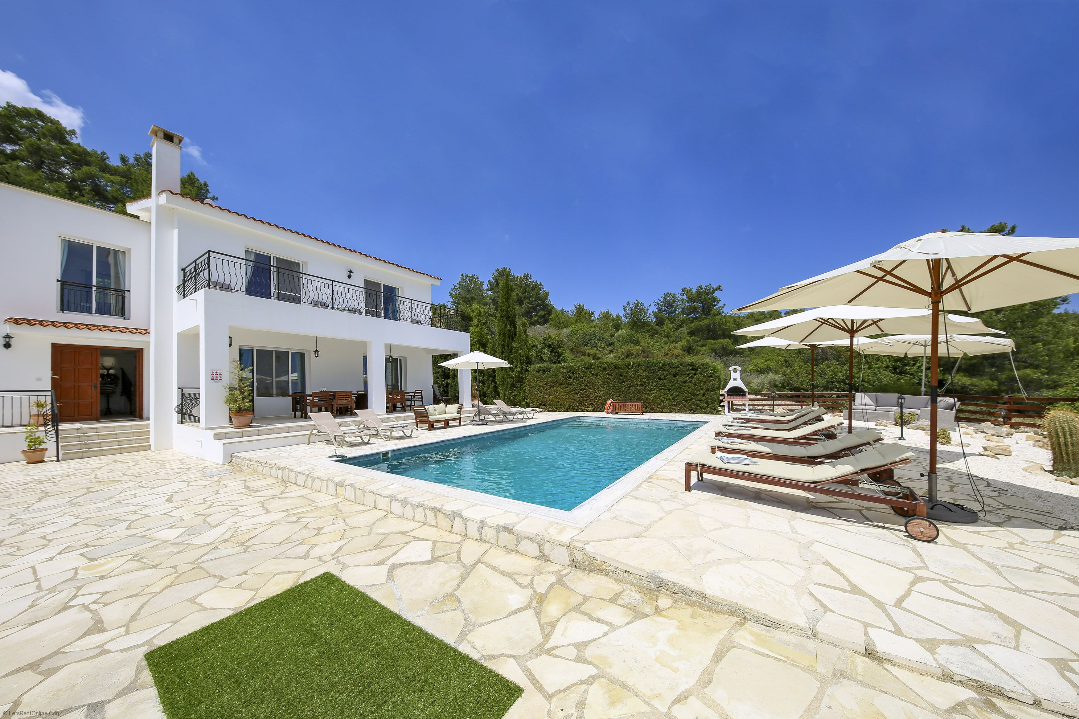 Villas For Rent In Cyprus Mountains