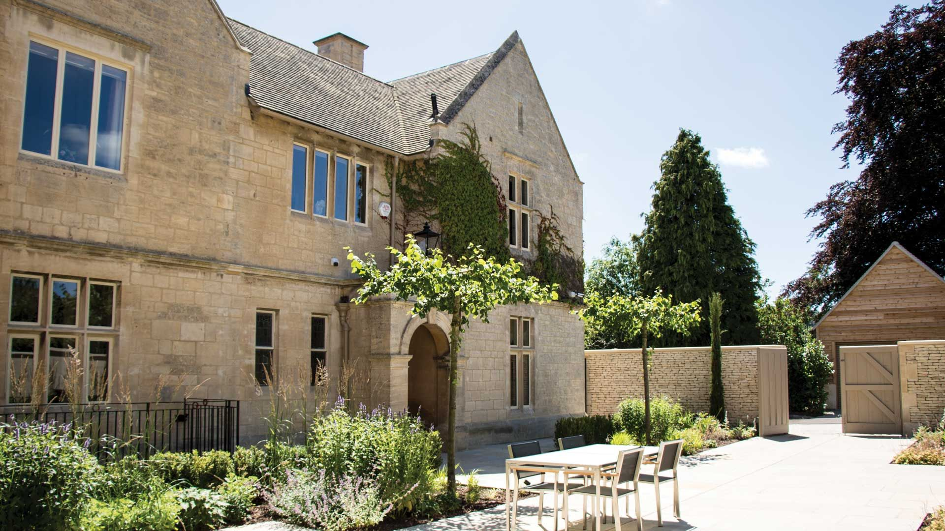The Lodge - StayCotswold