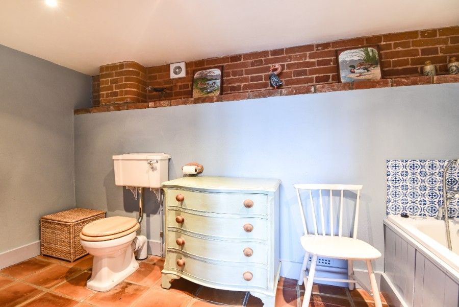The Cart Shed | Bathroom