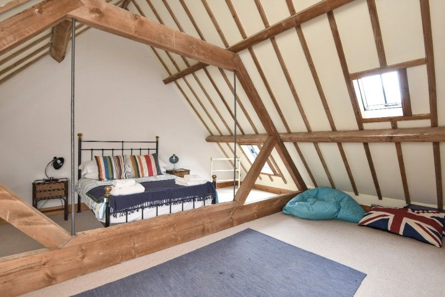 The Cart Shed | Bedroom 3