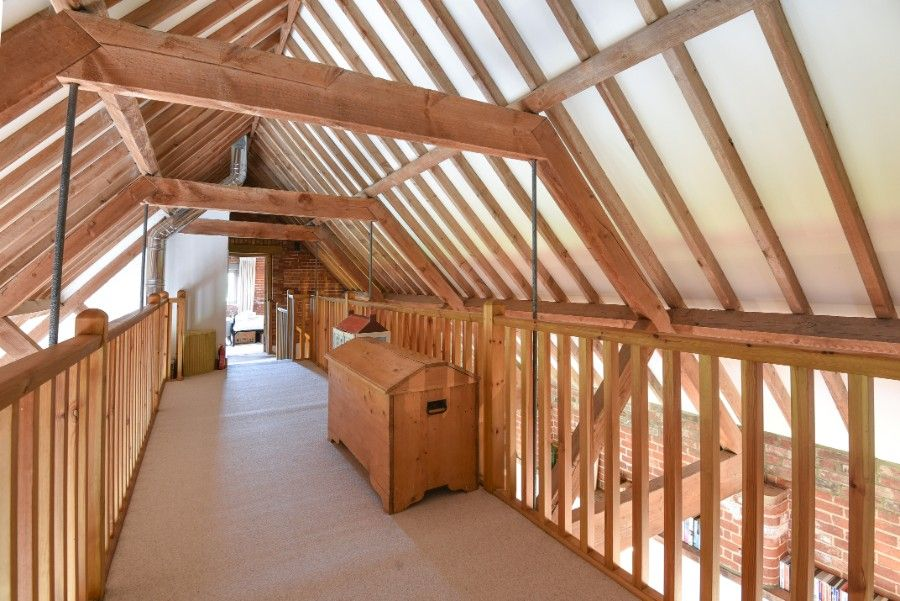 The Cart Shed | Beamed Ceiling