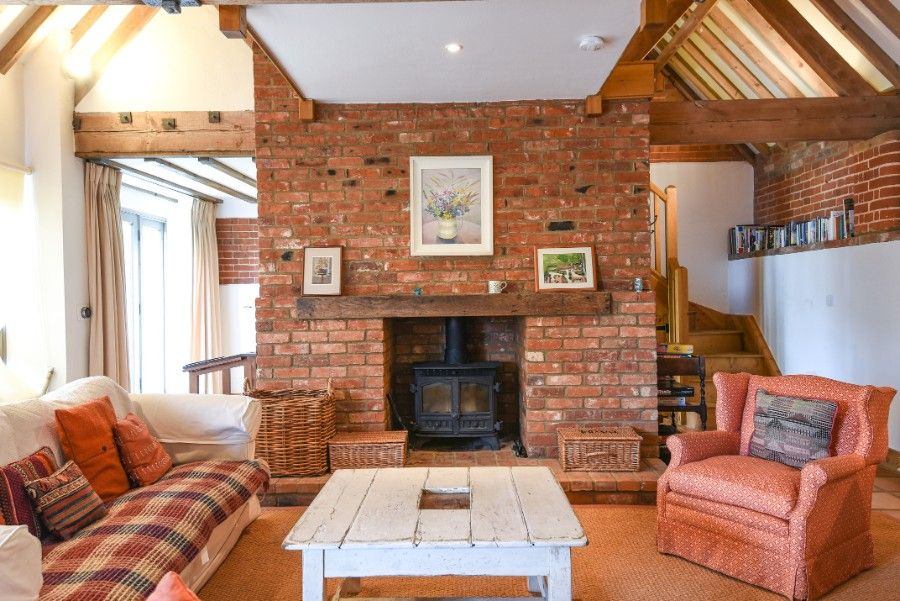 The Cart Shed   Sitting Room