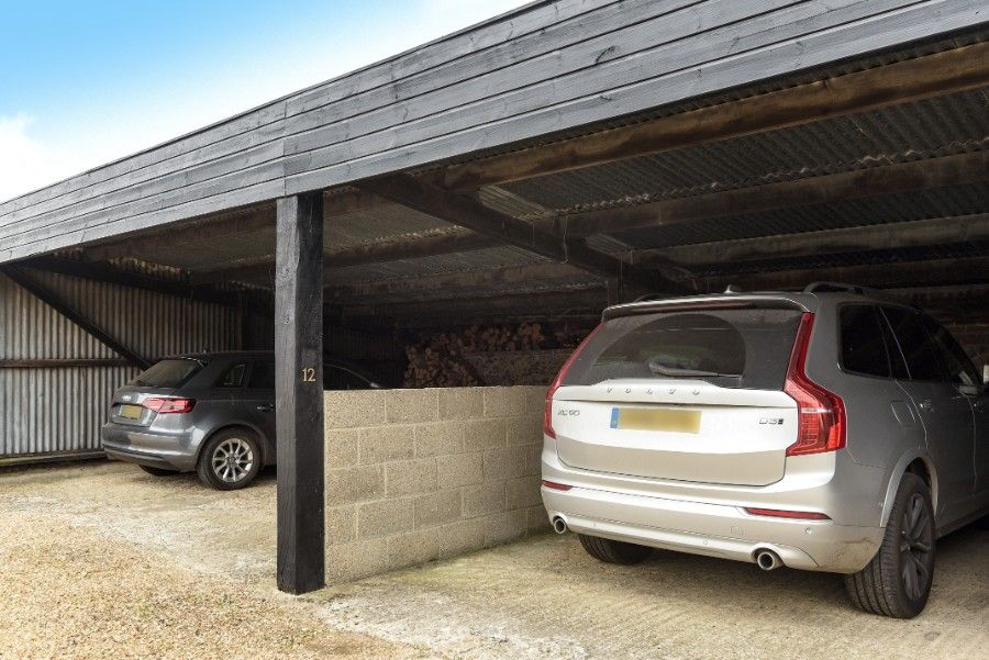Samphire Barn | Carport
